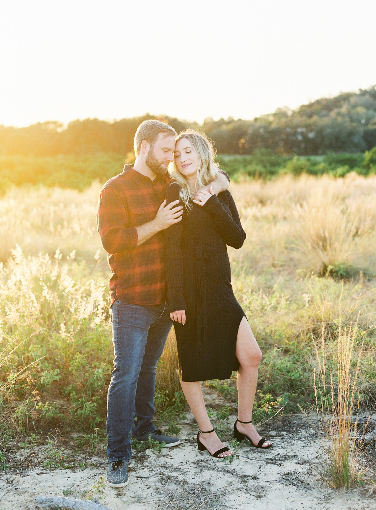 Bok_Tower_Garden_Film_Fine_Art_Engagement_Session-47