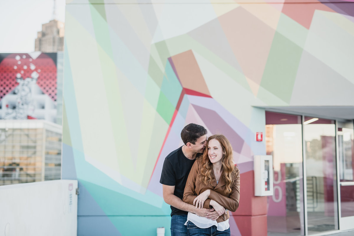 Downtown Detroit Fall Engagement1