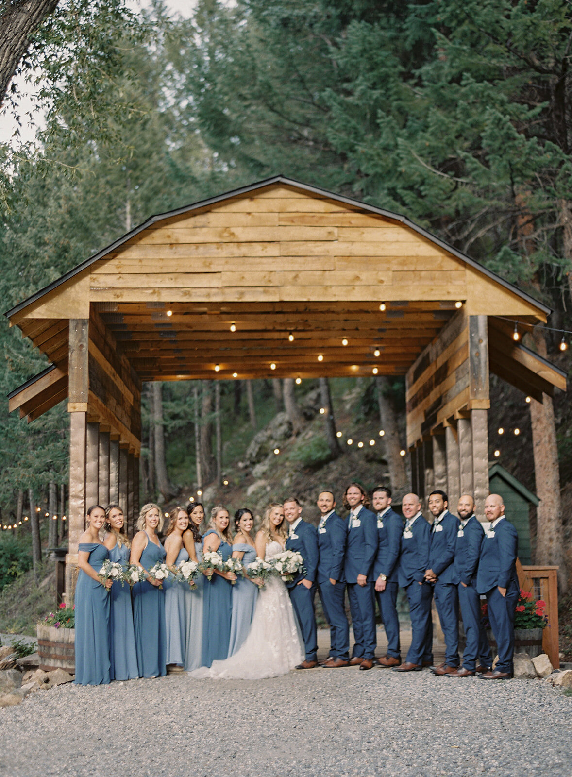 Tear & Tyler. Colorado Wedding by Alp & Isle. Groups-2