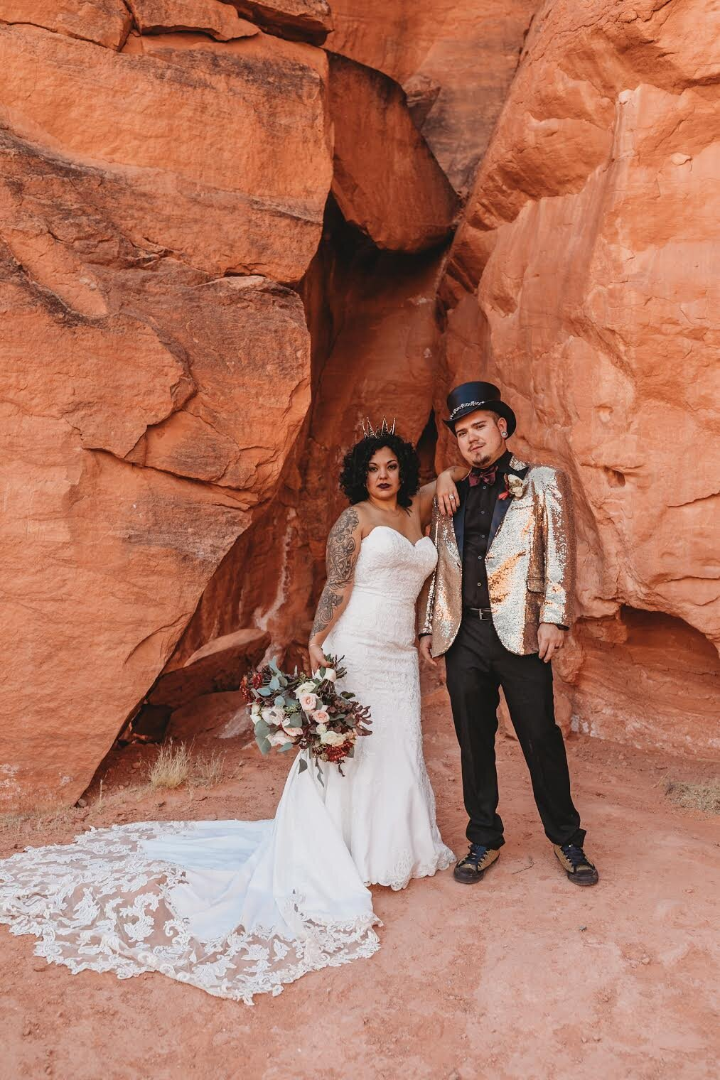 valley of fire wedding package