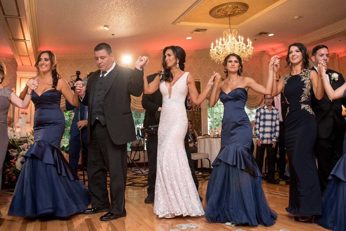 Greek wedding at Giorgio's Baiting Hollow