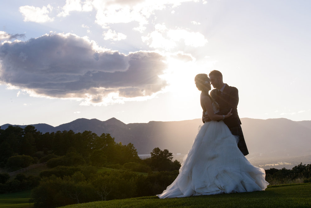 The best wedding photographers in Colorado