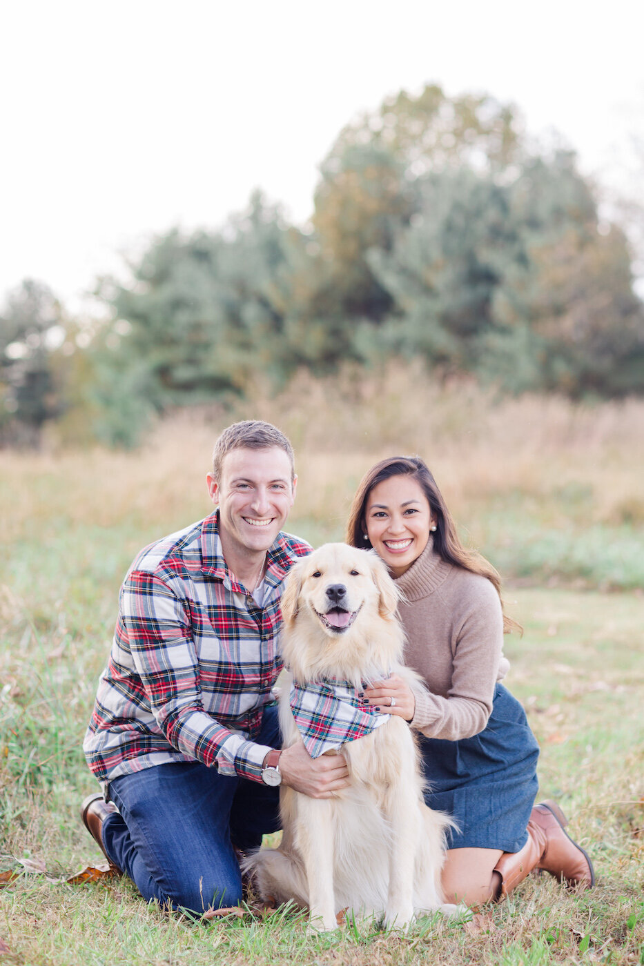 Kracke Dog Holiday Mini Session Chadds Ford-1175