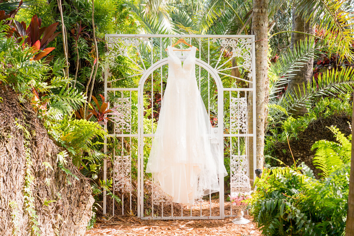 Miami Garden Wedding-Ashley Canay Wedding Photography1