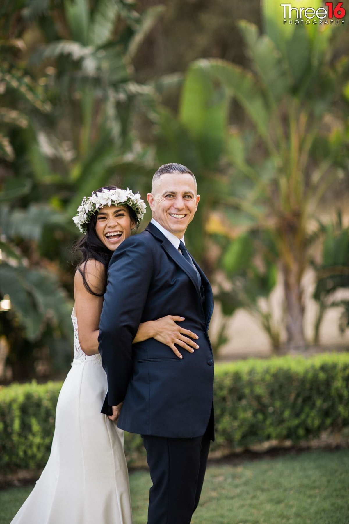 Newhall Mansion Piru California Los Angeles  Wedding Venue Photographs Bride and Groom portrait