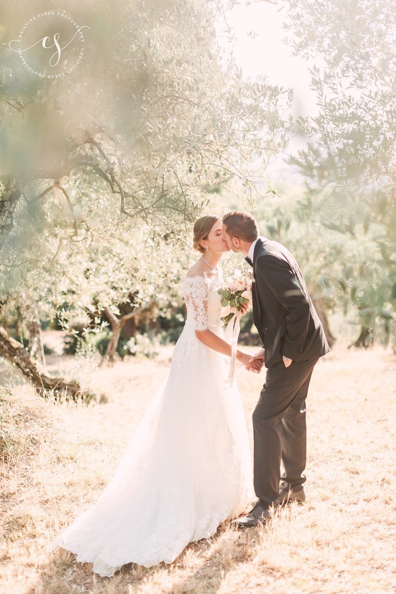 Tuscany Dream Wedding