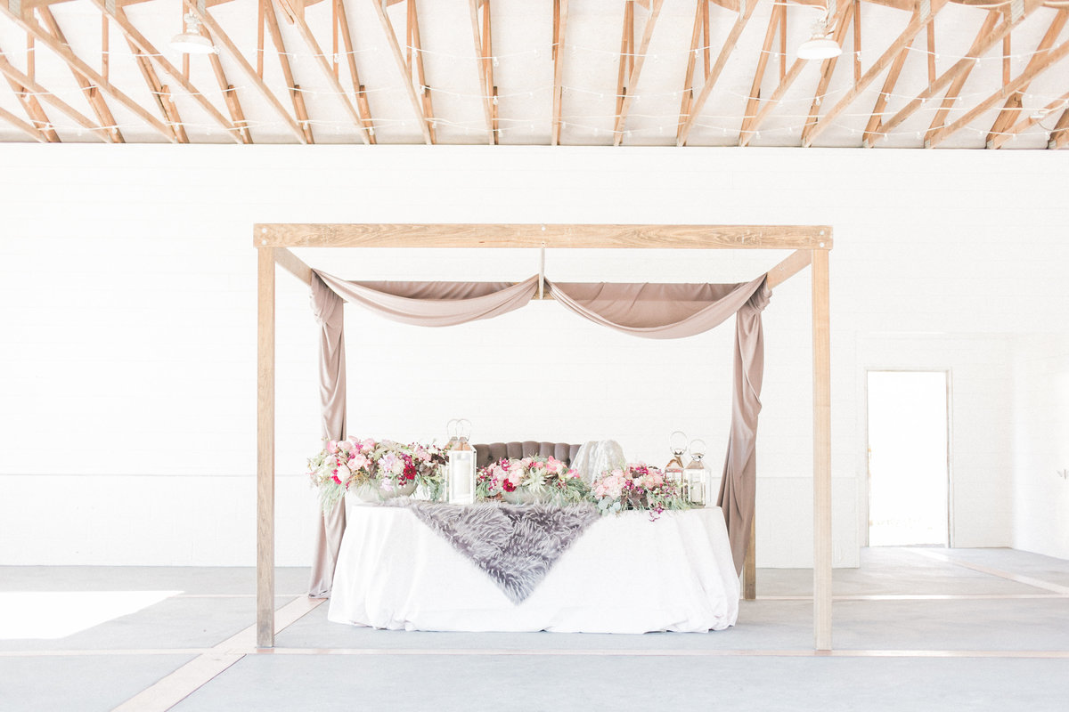 Barn Wedding Featured on Wedding Chicks