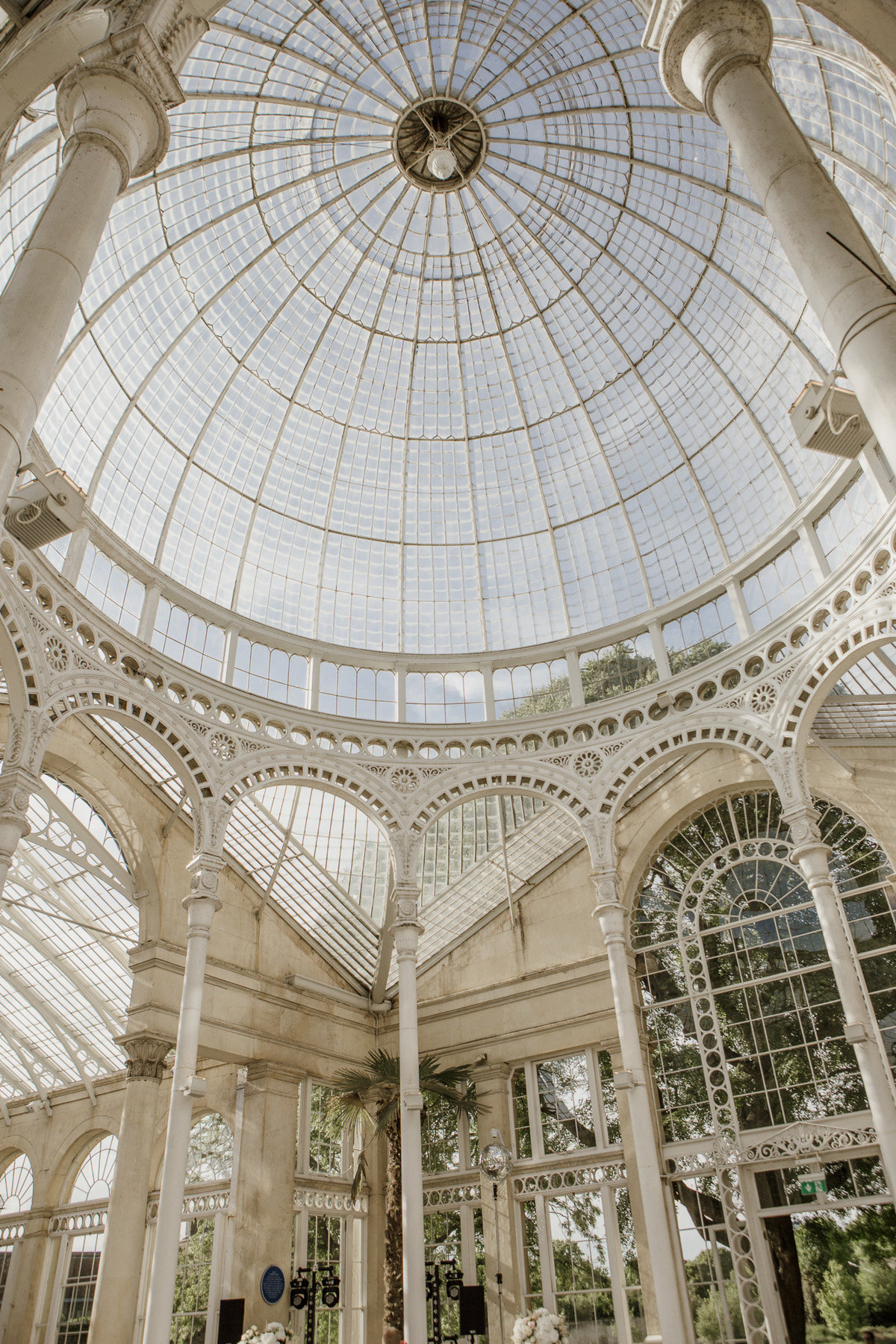 Syon Park Conservatory Wedding Venue