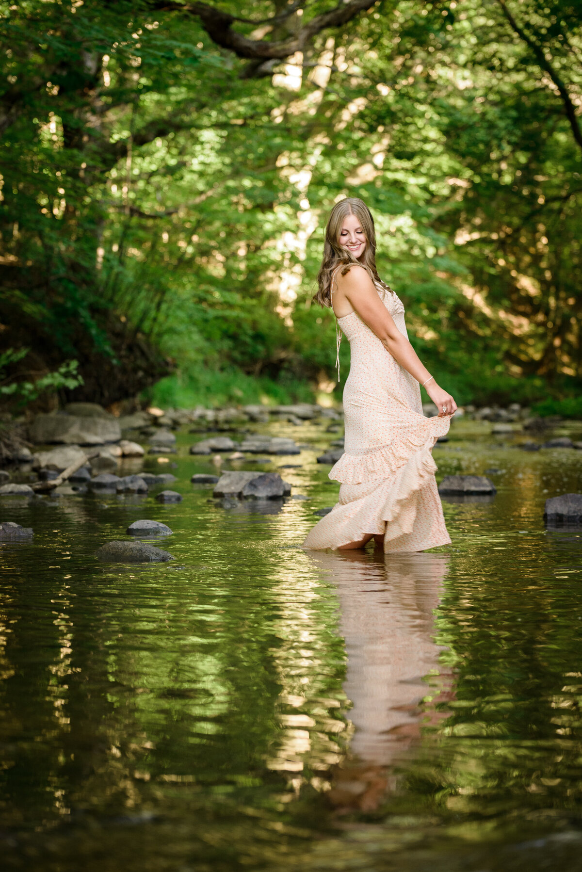 Senior Pictures in water Holland MI Images by Jennifer-19