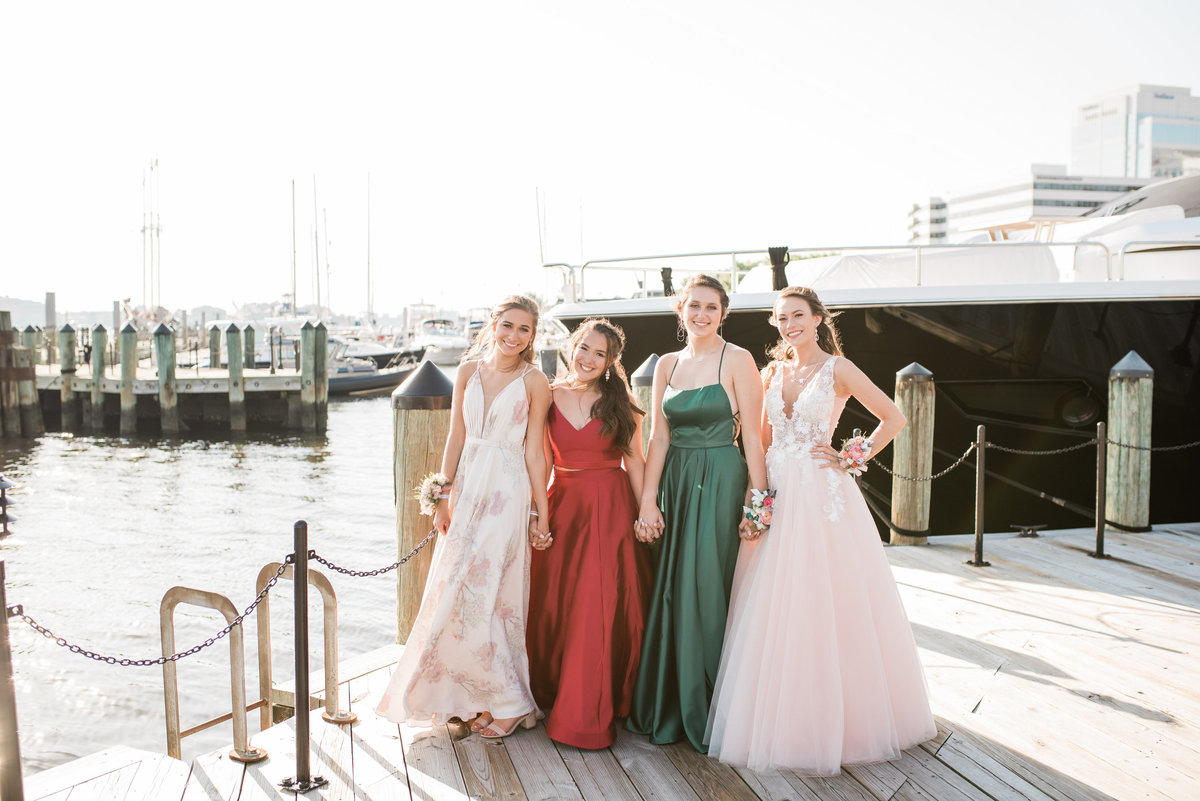 Christopher & Friends Prom 2019 Grassfield Leah Baggett Photography-66