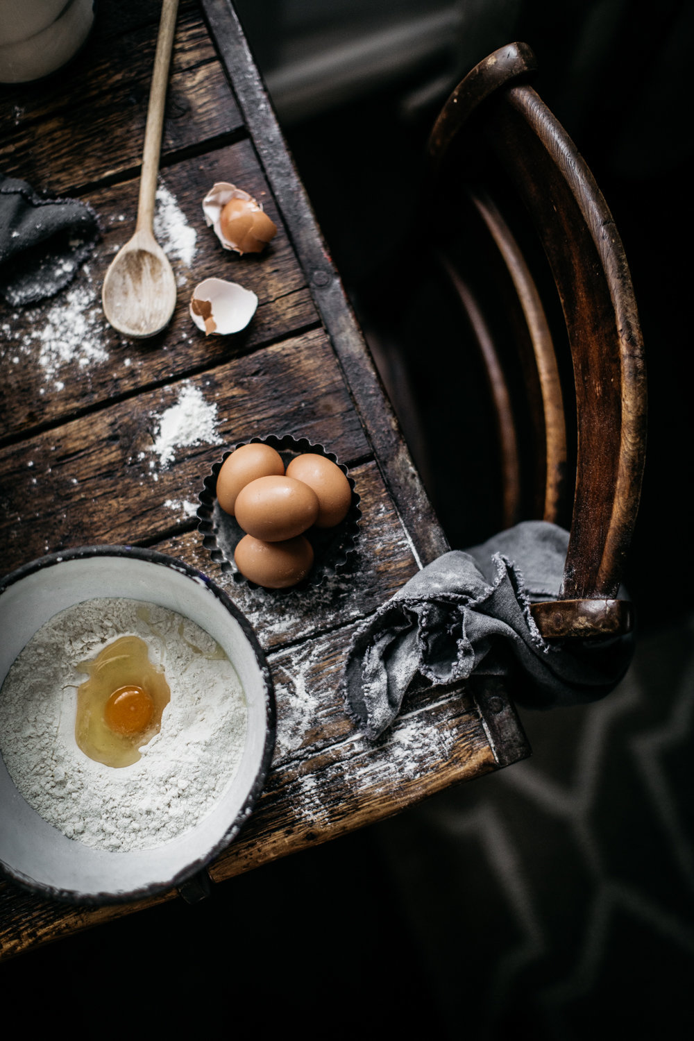 Flour & Eggs Food Photography | Back light - Anisa Sabet - Photographer-28