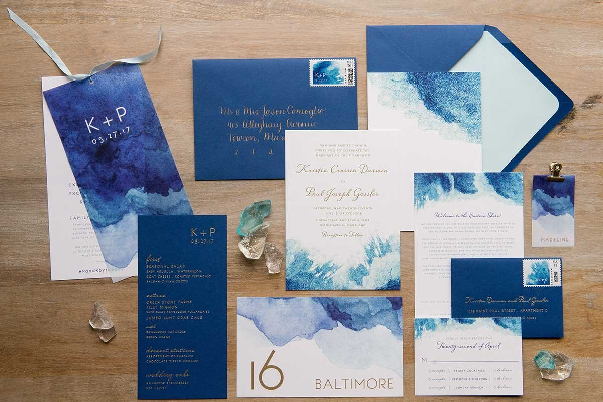 KristinPaul_WatercolorBlue-InvitationSuite-ChesapeakeBayBeachClub