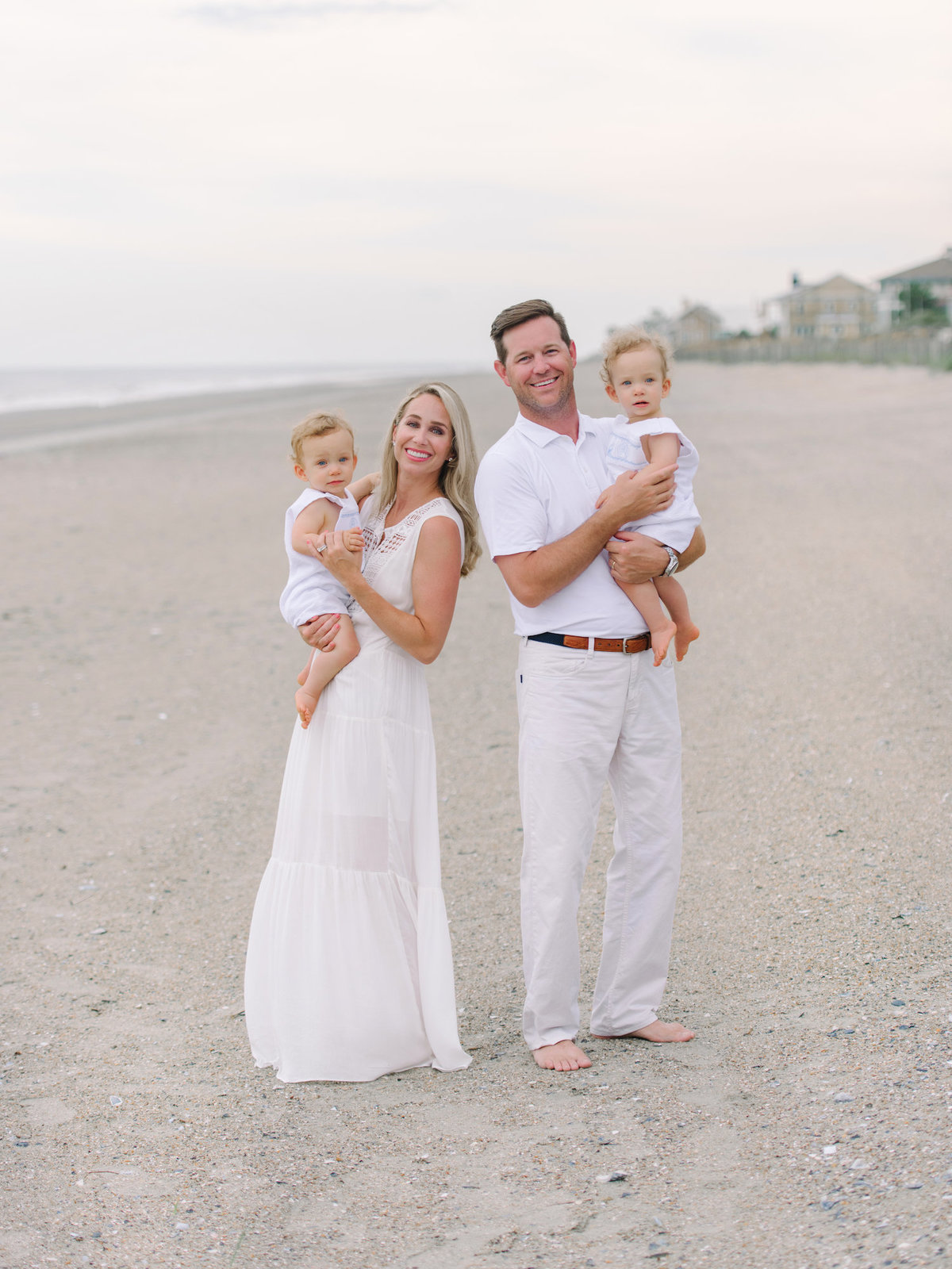Debordieu Beach Family Photos in Georgetown, SC by Pasha Belman Photographers