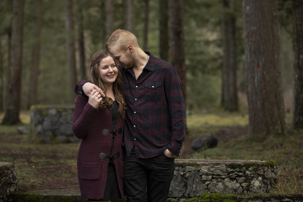 David Kimberly Chilliwack Lake Engagement (13)