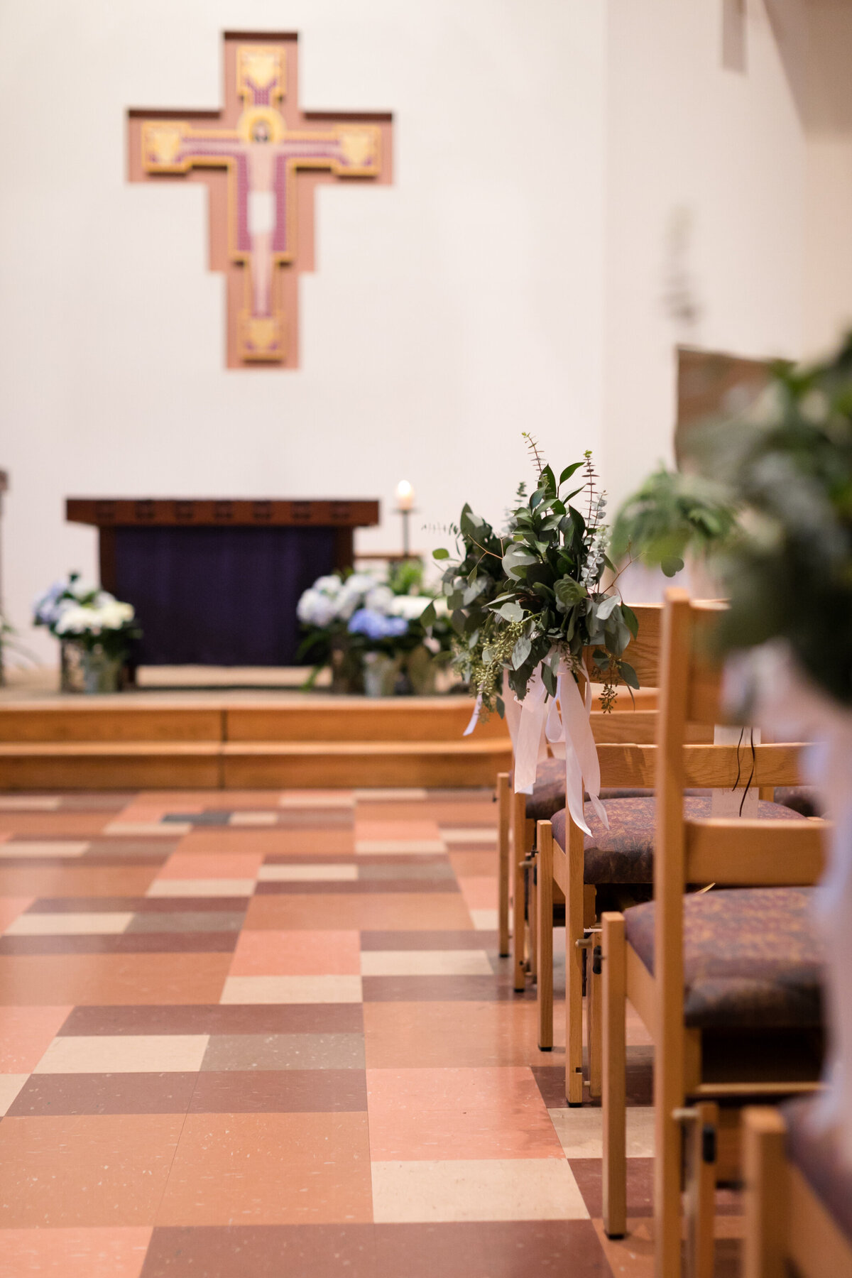 ut catholic center wedding