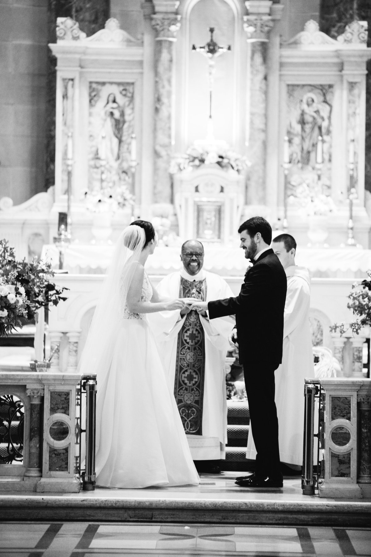 Wedding Ceremony Classic Wilmington Delaware