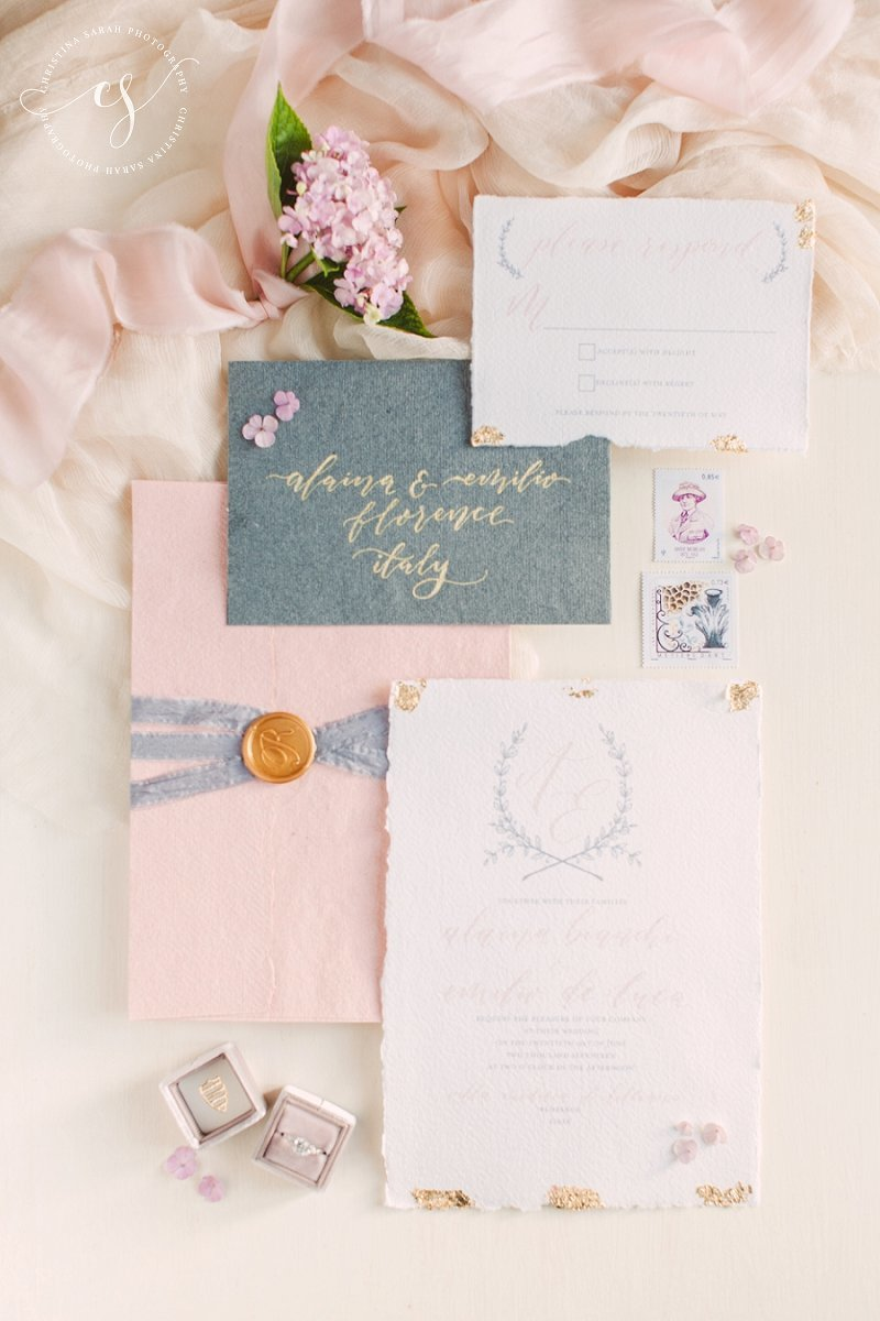 Luxury Wedding Invite Suite