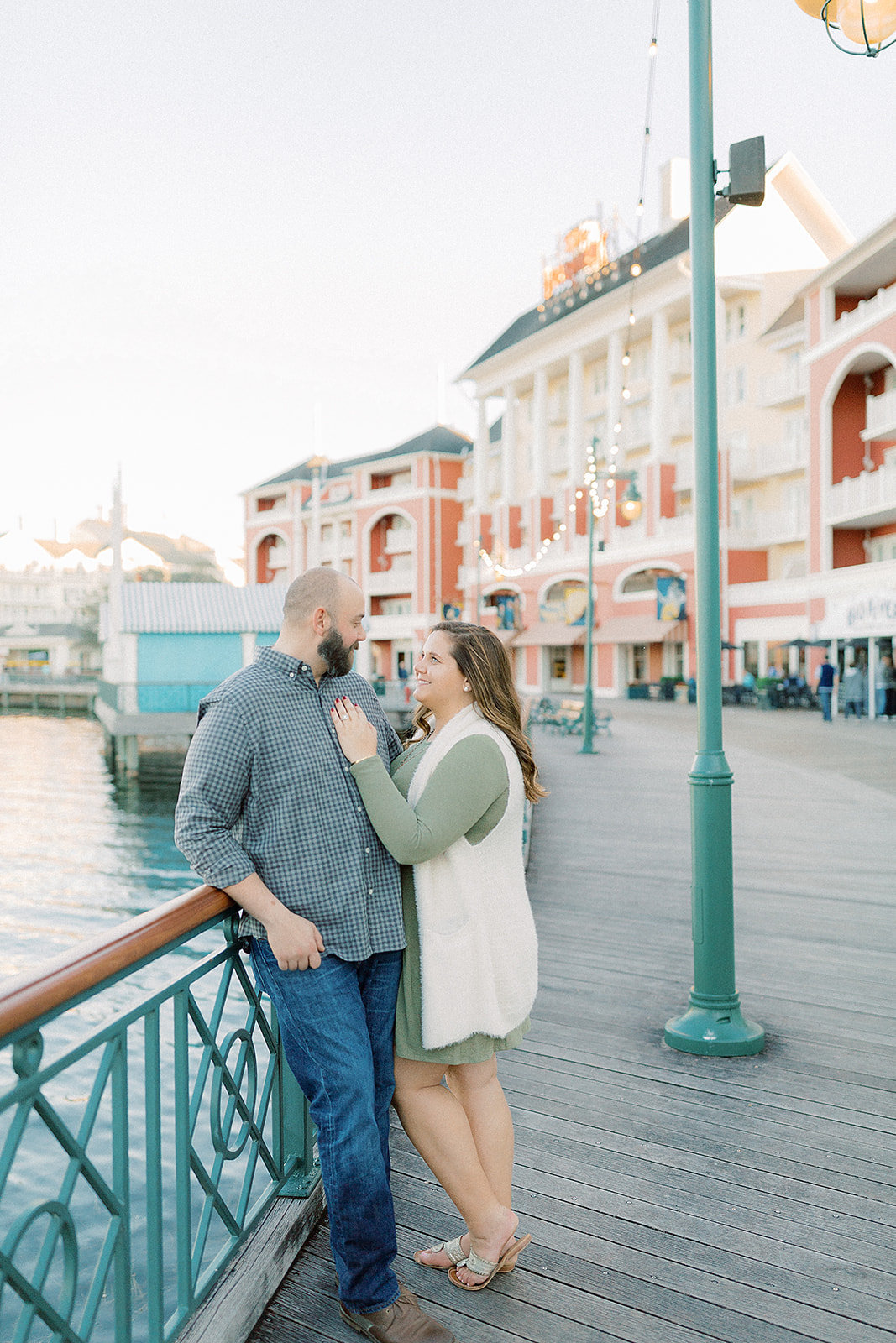 Larisa_+_Craig_Disney_Epcot_Boardwalk_Resort_Engagement_Session_Photographer_Casie_Marie_Photography-71