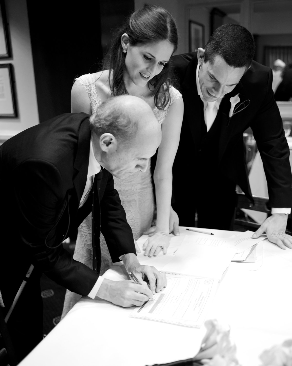 National Press Club Wedding by Washington DC Wedding Photographer, Erin Tetterton Photography