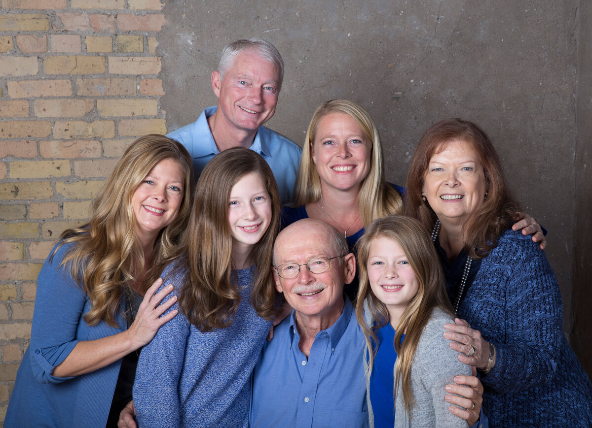 Woodbury photographer family portraits studio