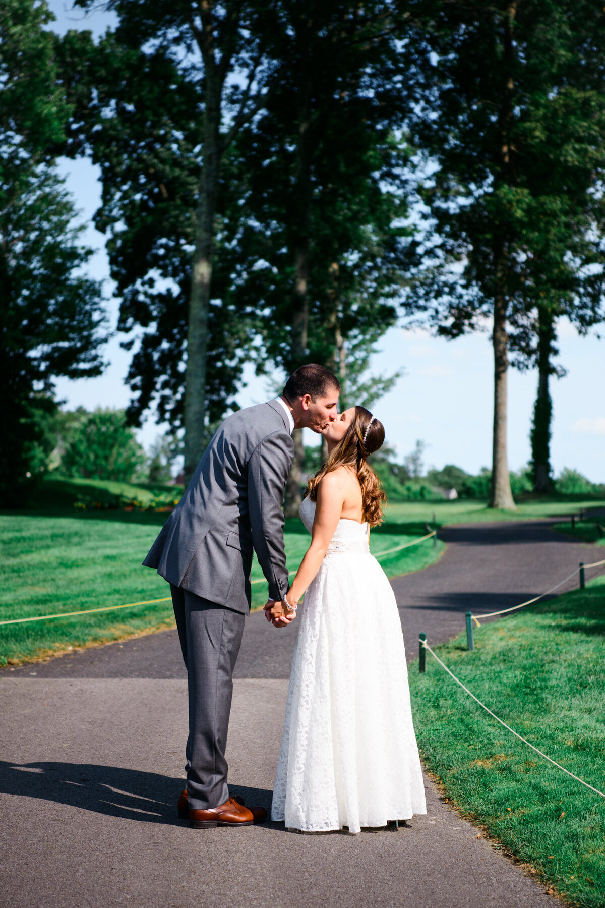 Highlands Golf County Club wedding ceremony