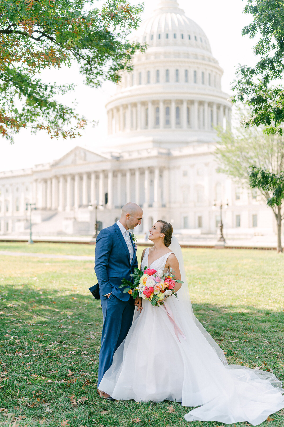 Jennifer Bosak Photography - DC Area Wedding Photography - DC, Virginia, Maryland - Jeanna + Michael - Decatur House Wedding - 68