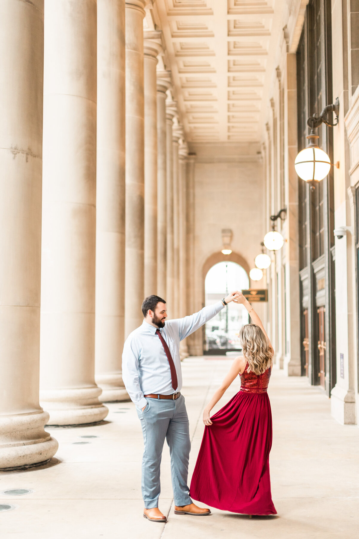 Chicago IL Engagement Photographer