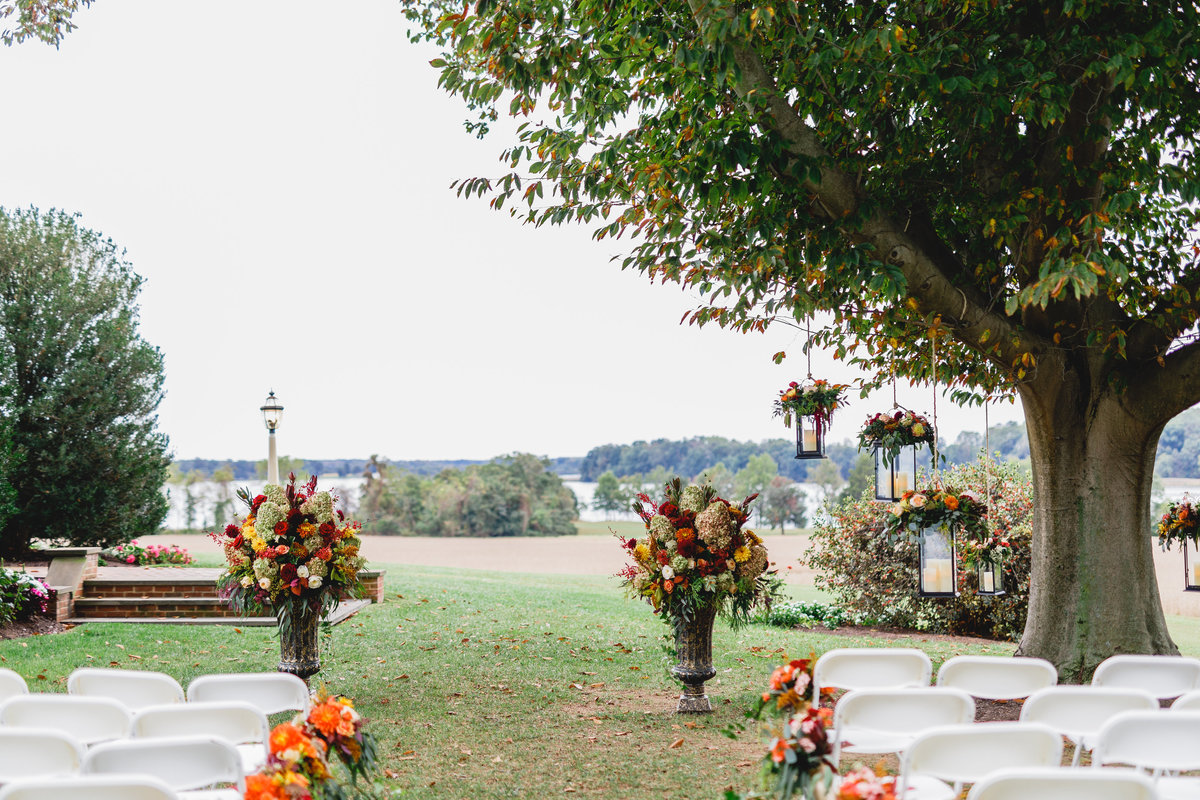 Maryland Wedding Photographer Brittland Manor Ceremony Tented Reception 107