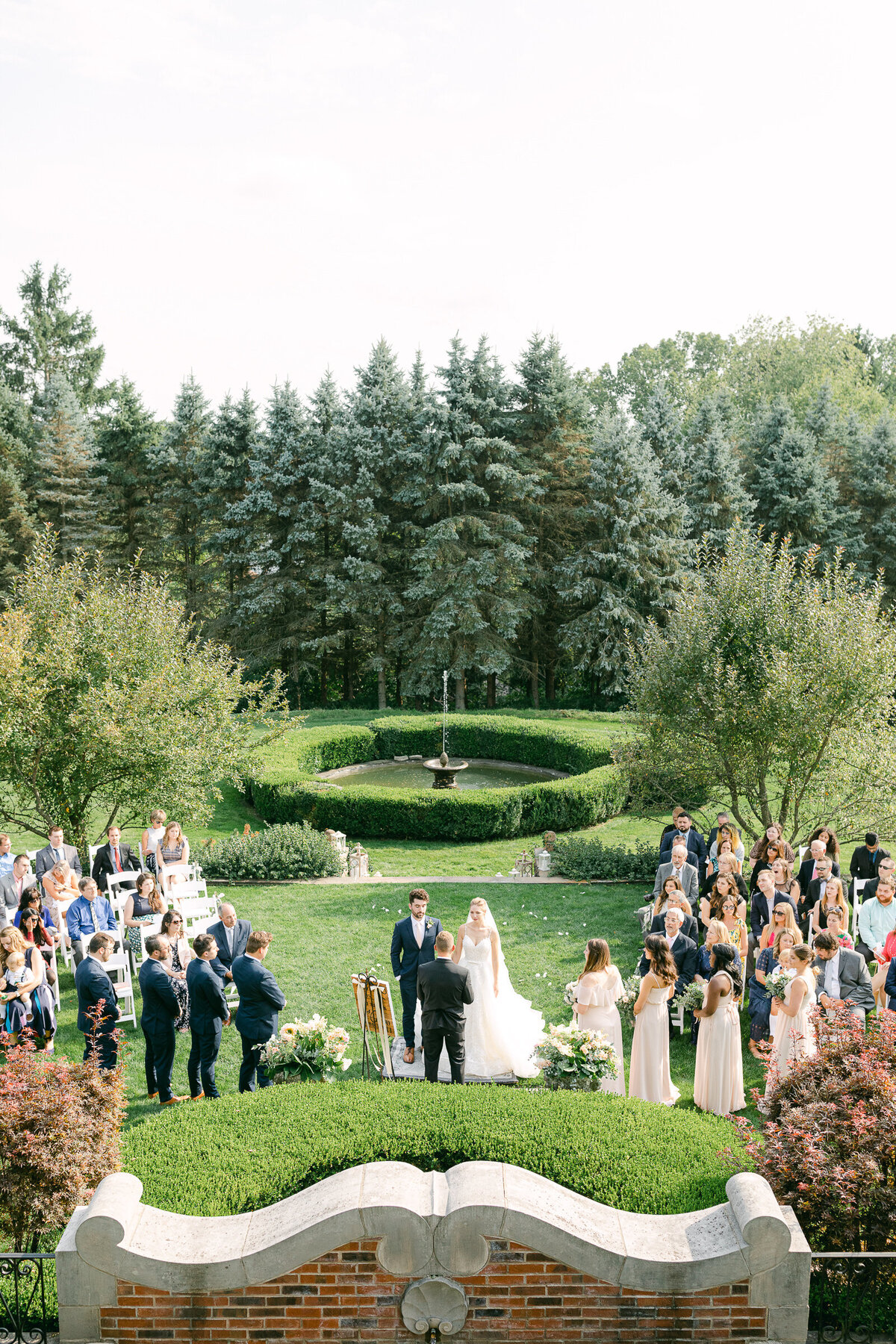 Leidy and Josh Photography | Greencrest Manor Wedding-104
