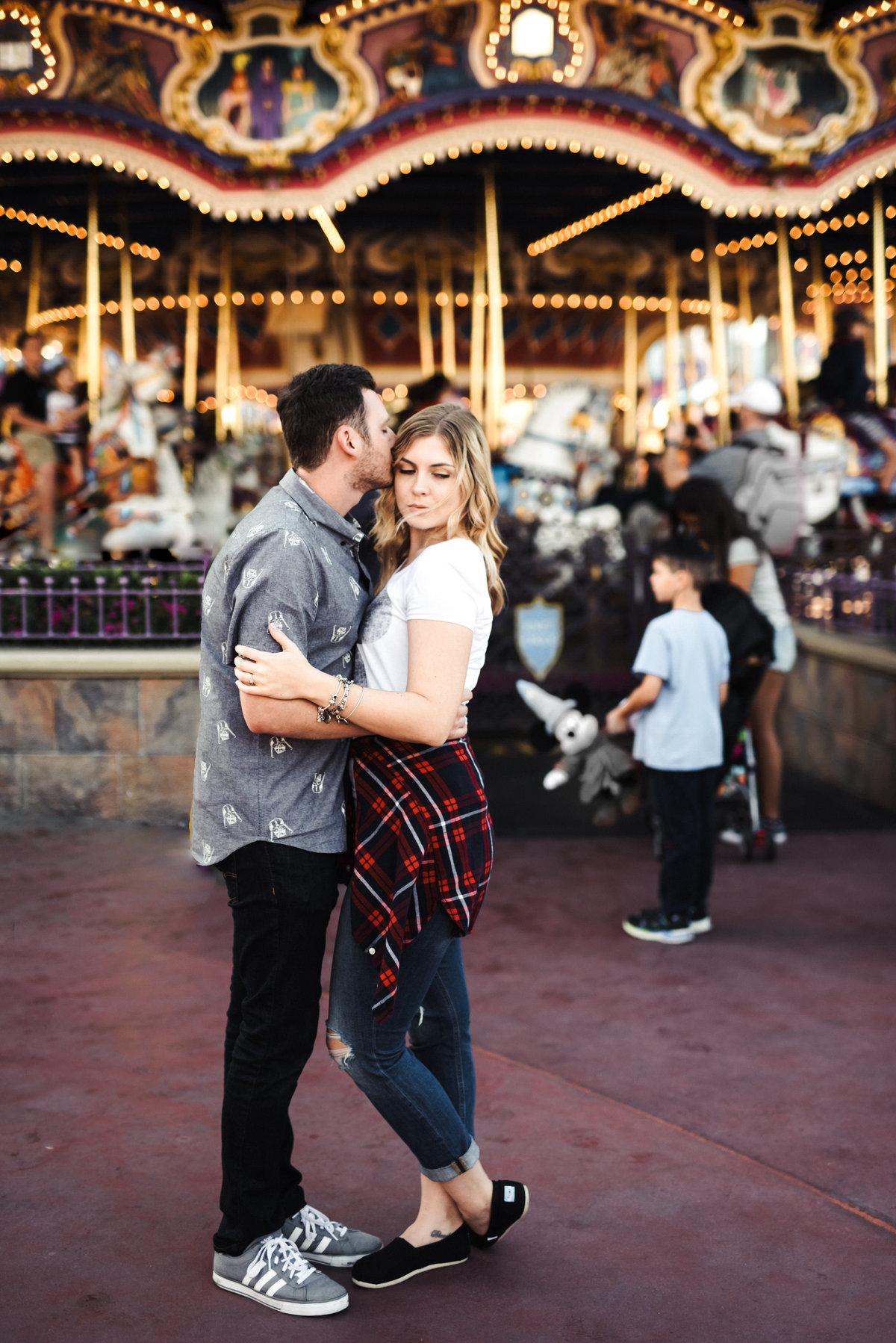 Ally & Brett's Disney Engagement Session (186 of 243)
