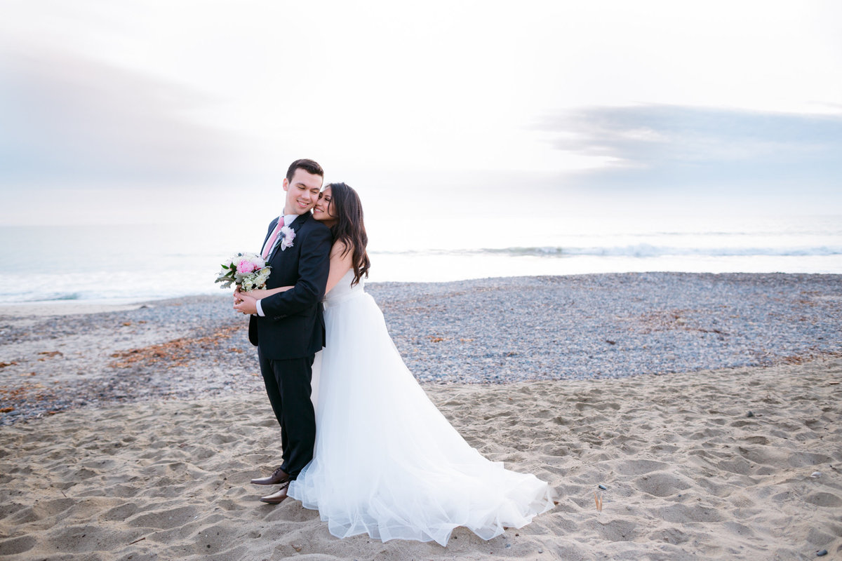 J&L Beach Wedding | Casino San Clemente-16