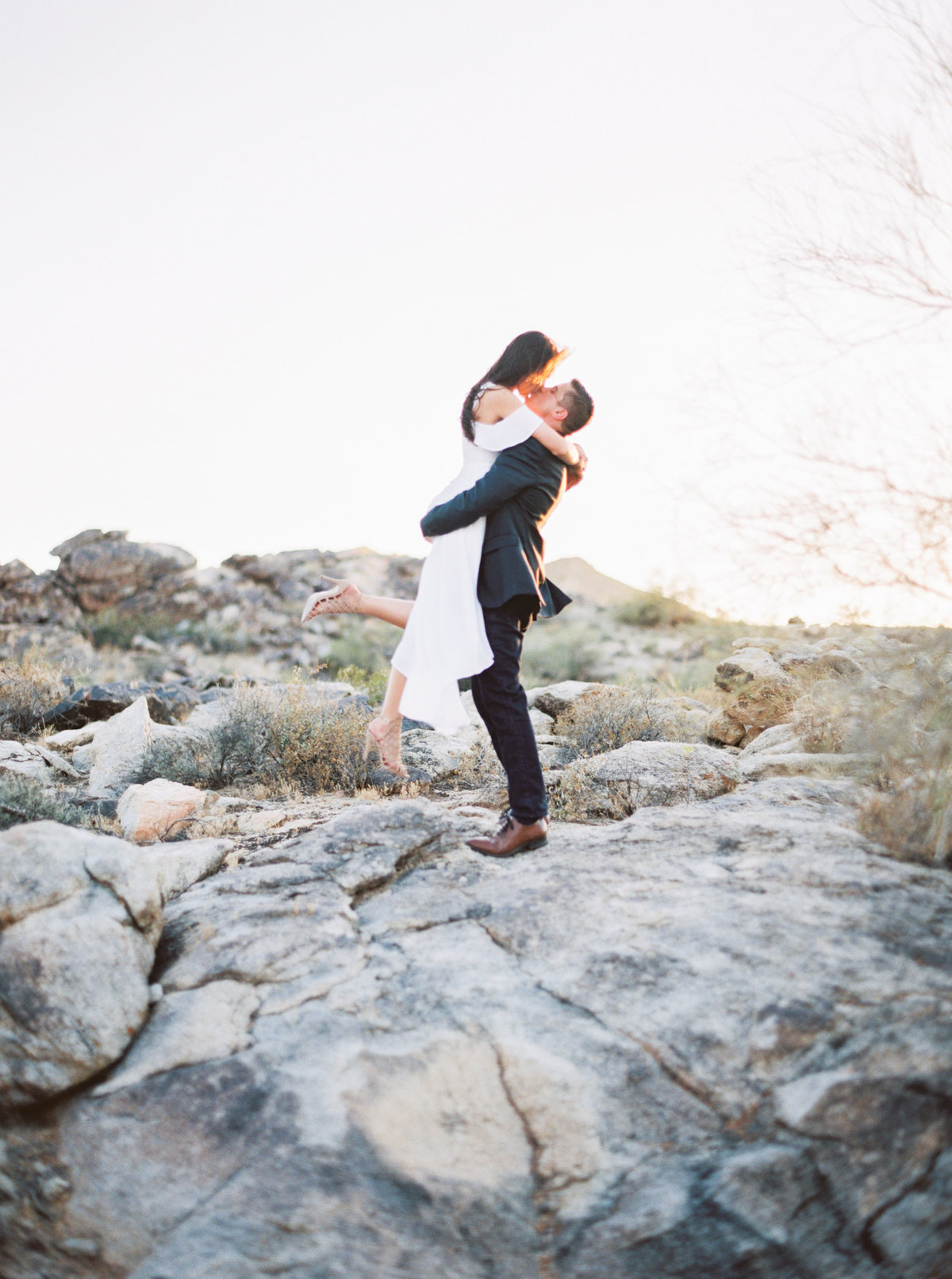 Phoenix Arizona Engagement Session - Mary Claire Photography-20