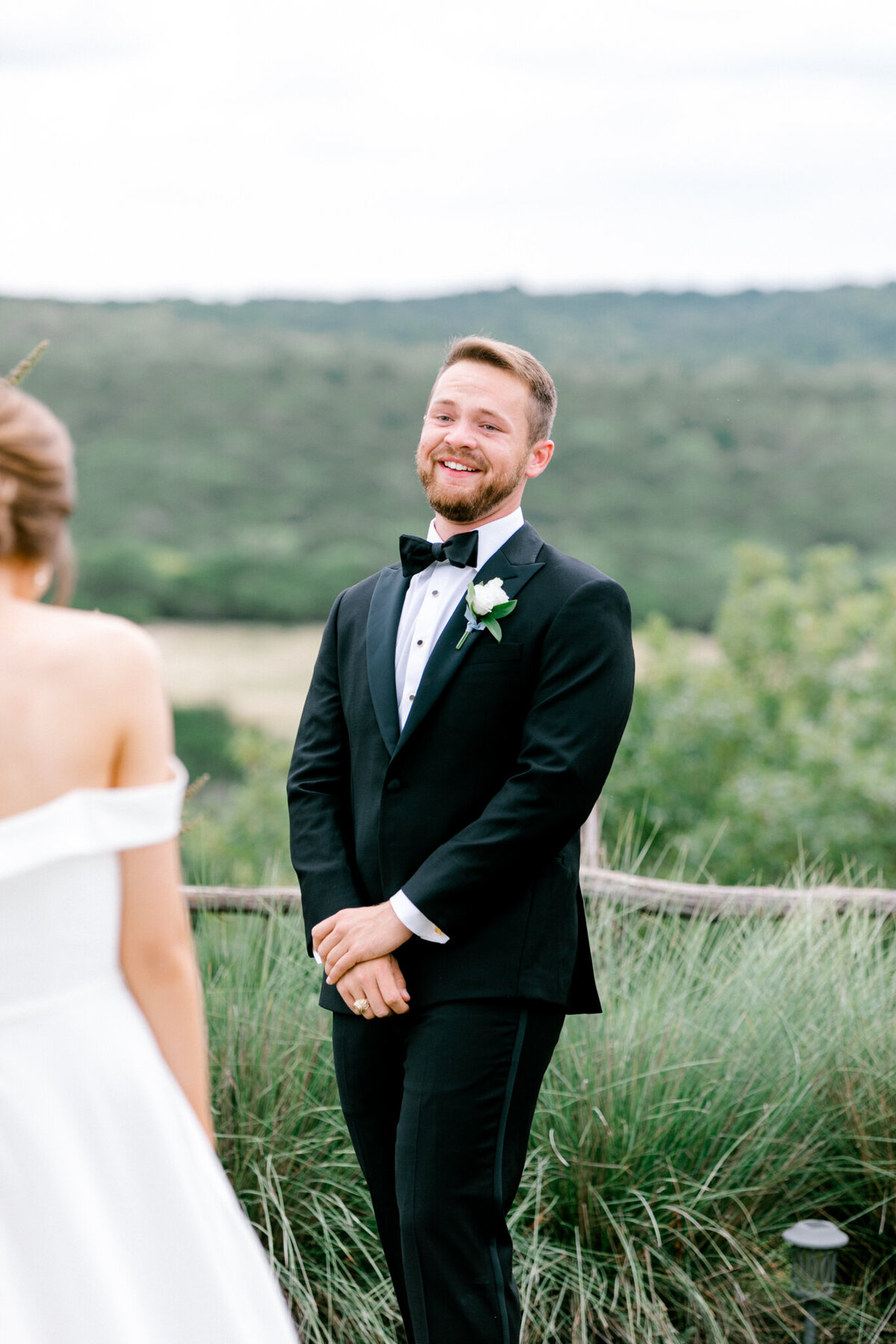 Lexi Broughton & Garrett Greer Wedding at Dove Ridge Vineyards | Sami Kathryn Photography | Dallas Wedding Photography-68
