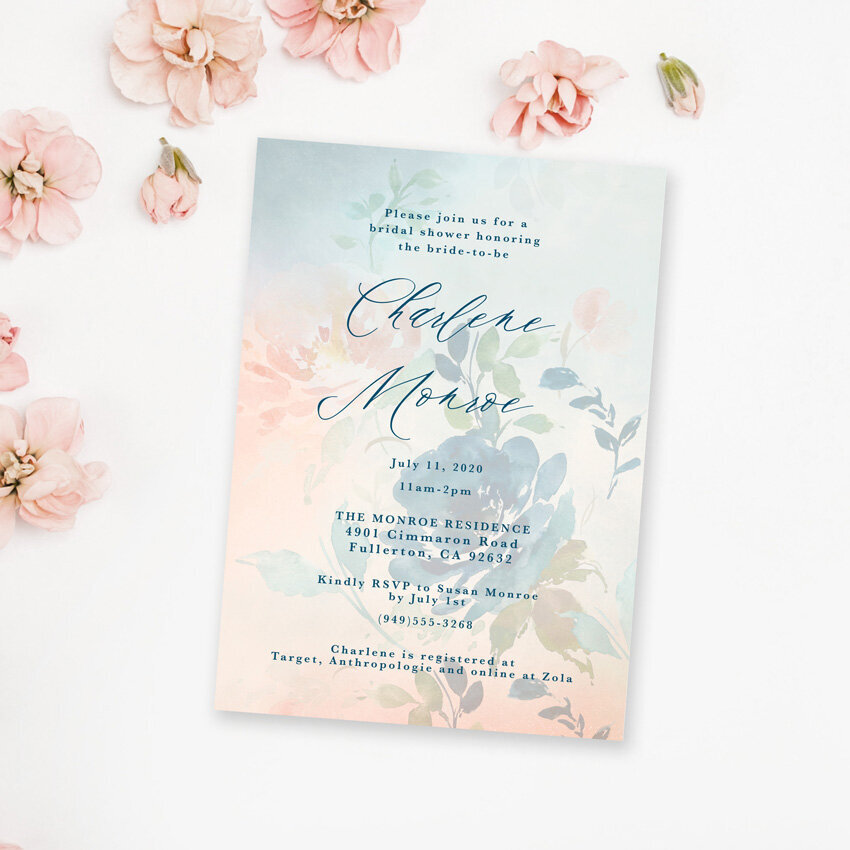 pirouettepaper.com | Party and Wedding Stationery, Signage and Invitations | Pirouette Paper Company | Downloadable Party Invitations | Cute Party Themes 74