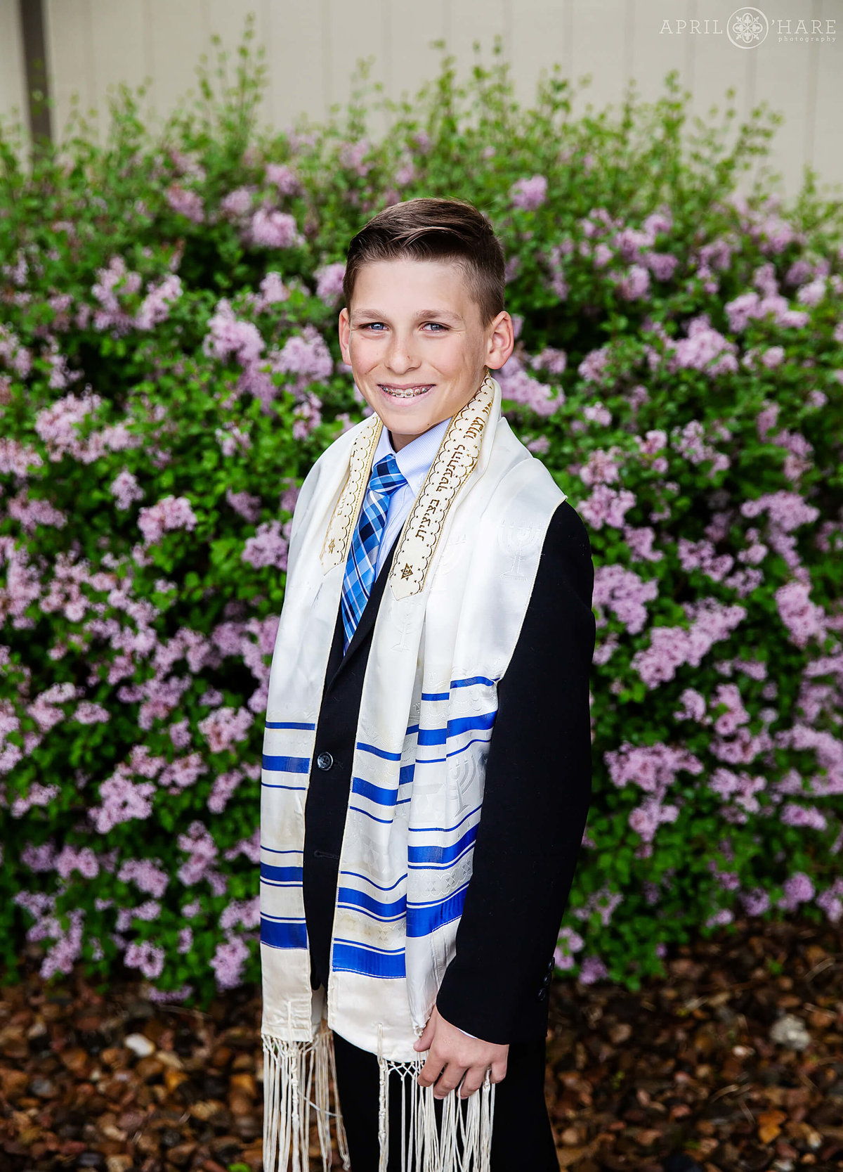Bar Mitzvah Photography during Spring in Denver Colorado
