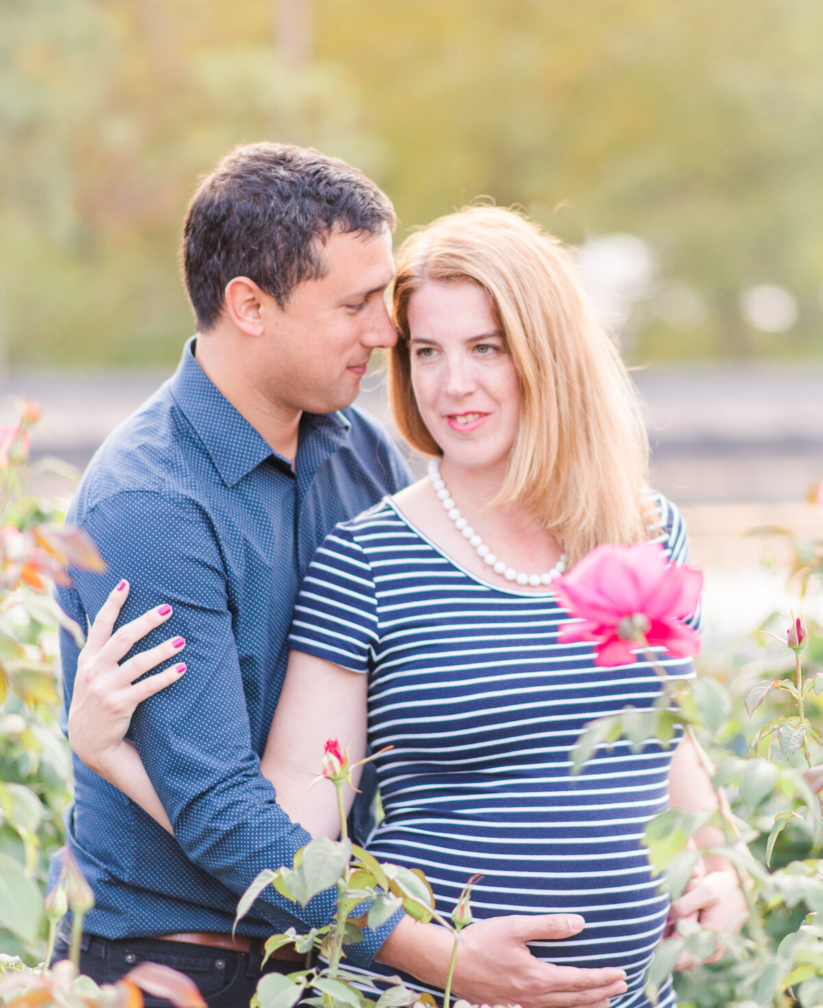 Heather&Giancarlo's Maternity Session-34