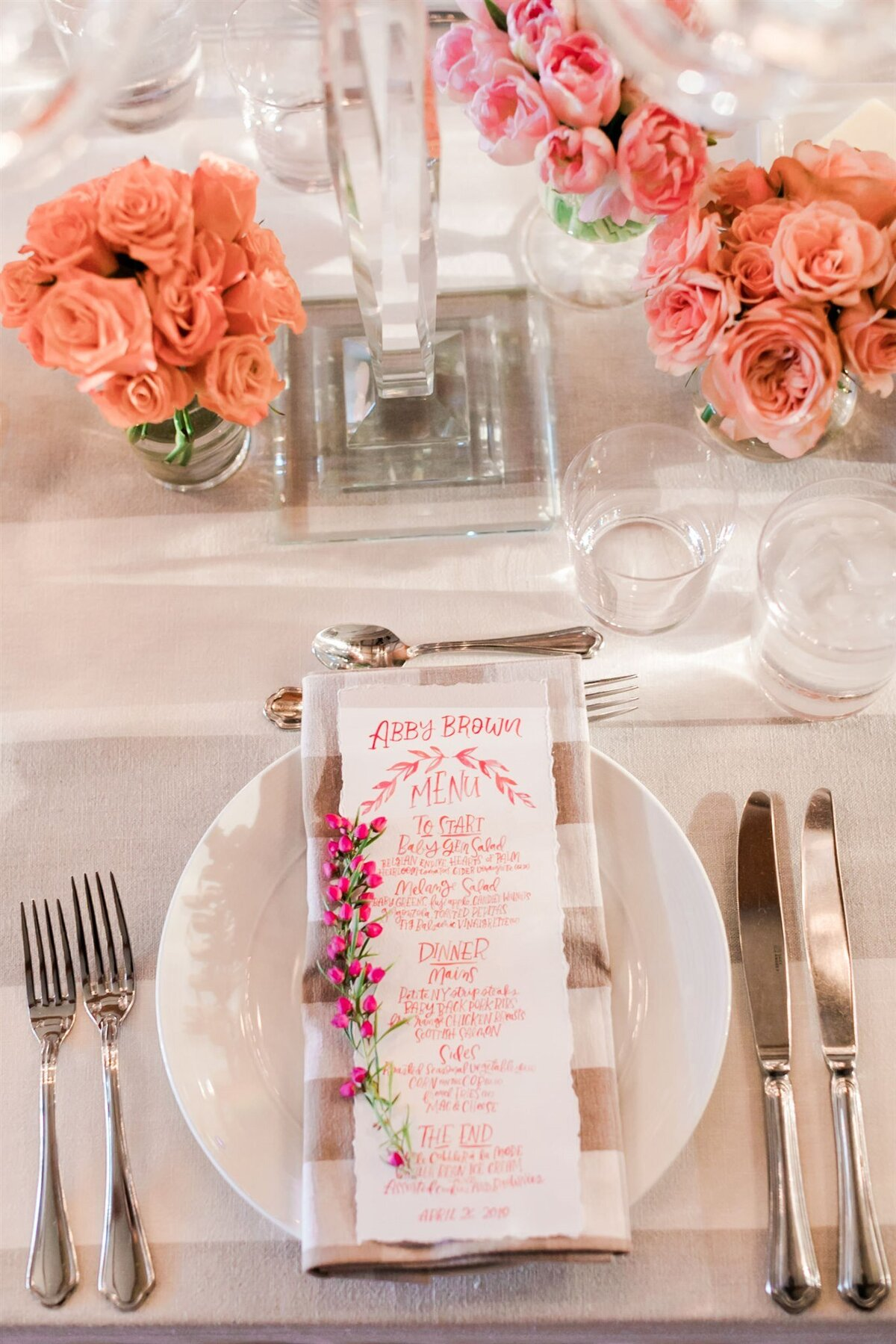 Colorful Beverly Hills Rehearsal Dinner-Valorie Darling Photography-9929