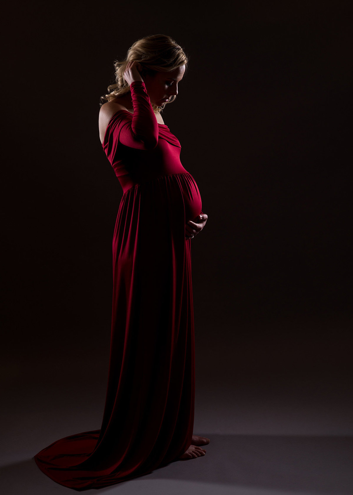 lansing michigan maternity photographer