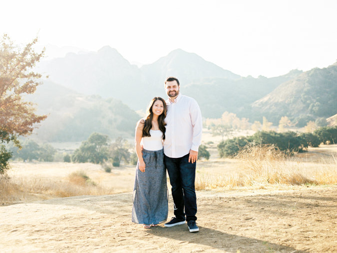 010_Lori & Nick Engagement_Malibu California_The Ponces Photography