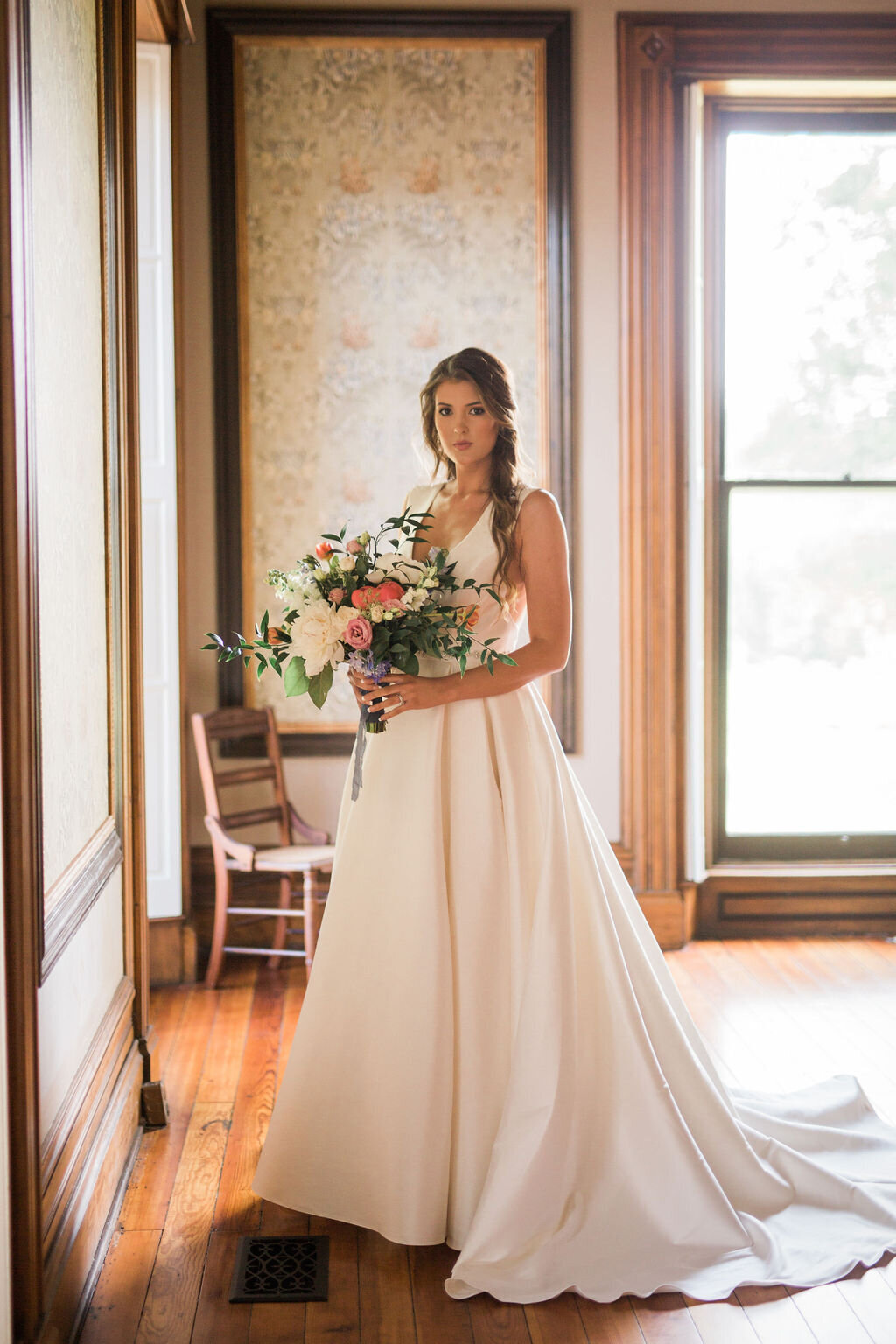 Lynwood Estate - Luxury Kentucky Wedding Venue - Fine Art Bride 00015