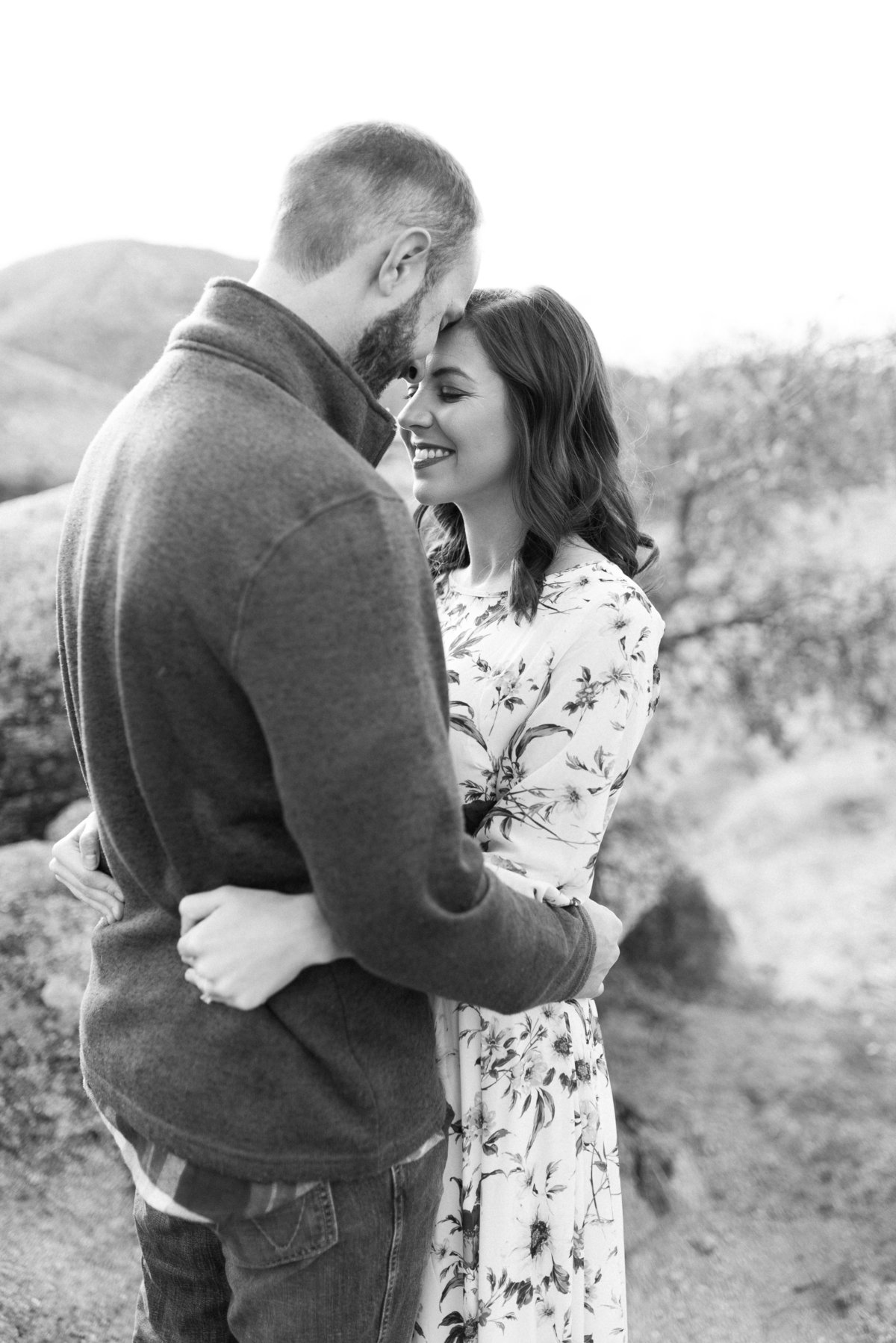 A  Winter Bogus Basin Engagement Shoot 001