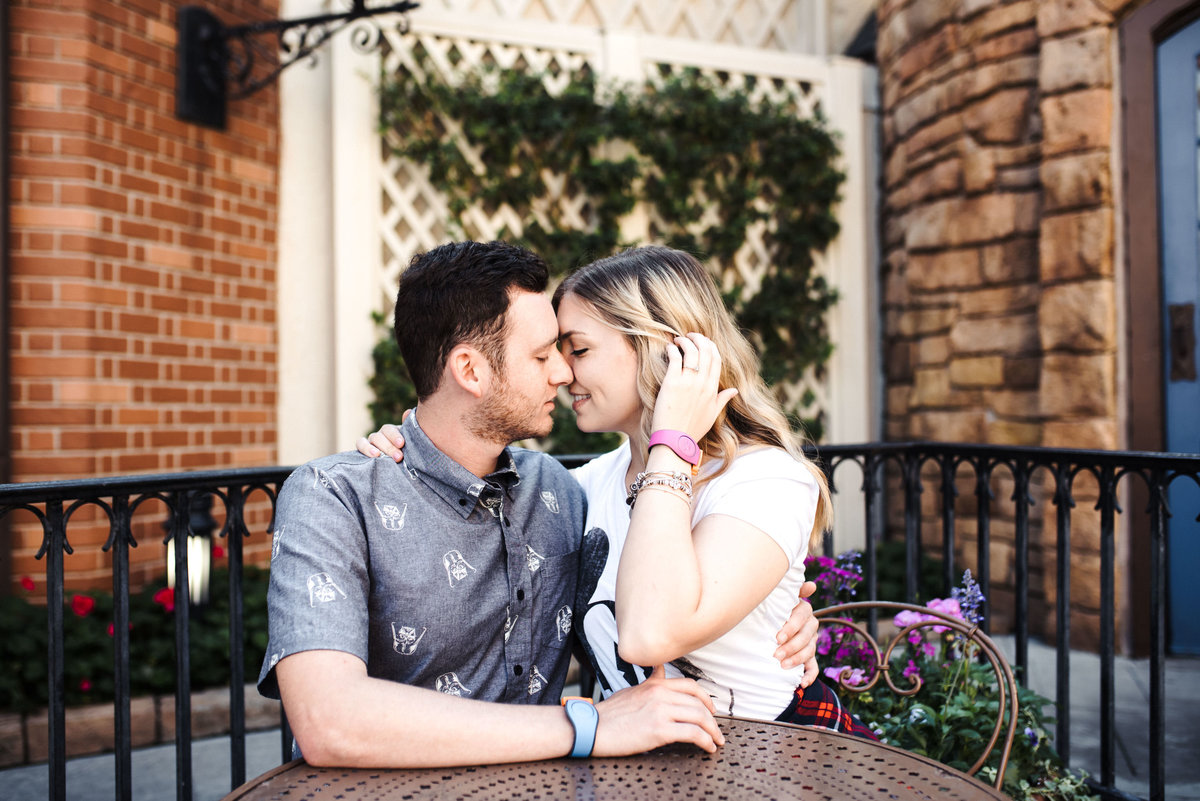 Ally & Brett's Disney Engagement Session (76 of 243)