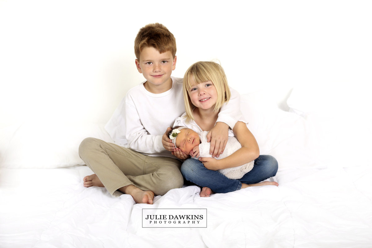 Newborn Photographers Julie Dawkins Photography Broken Arrow OK
