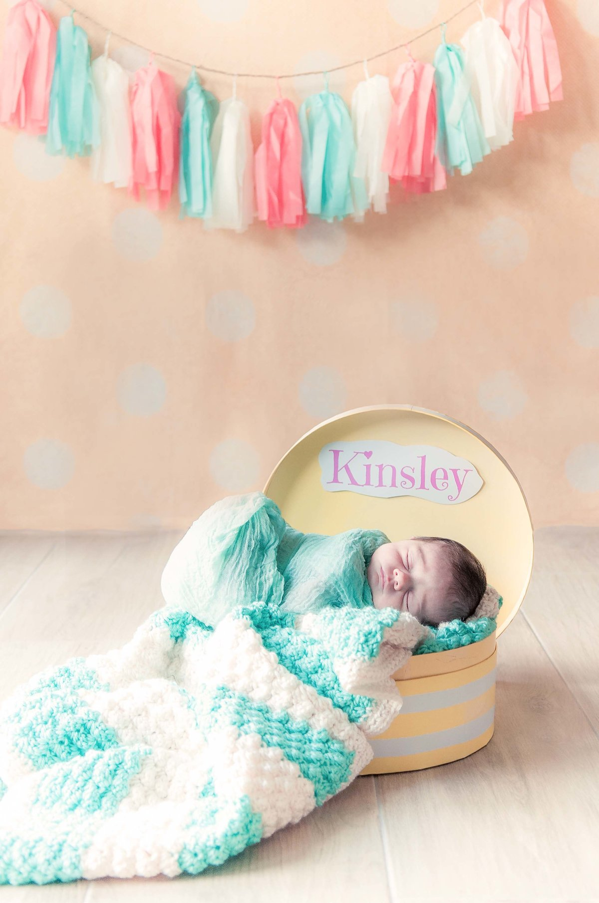Stunning Newborn Photos by One Shot Beyond Photography
