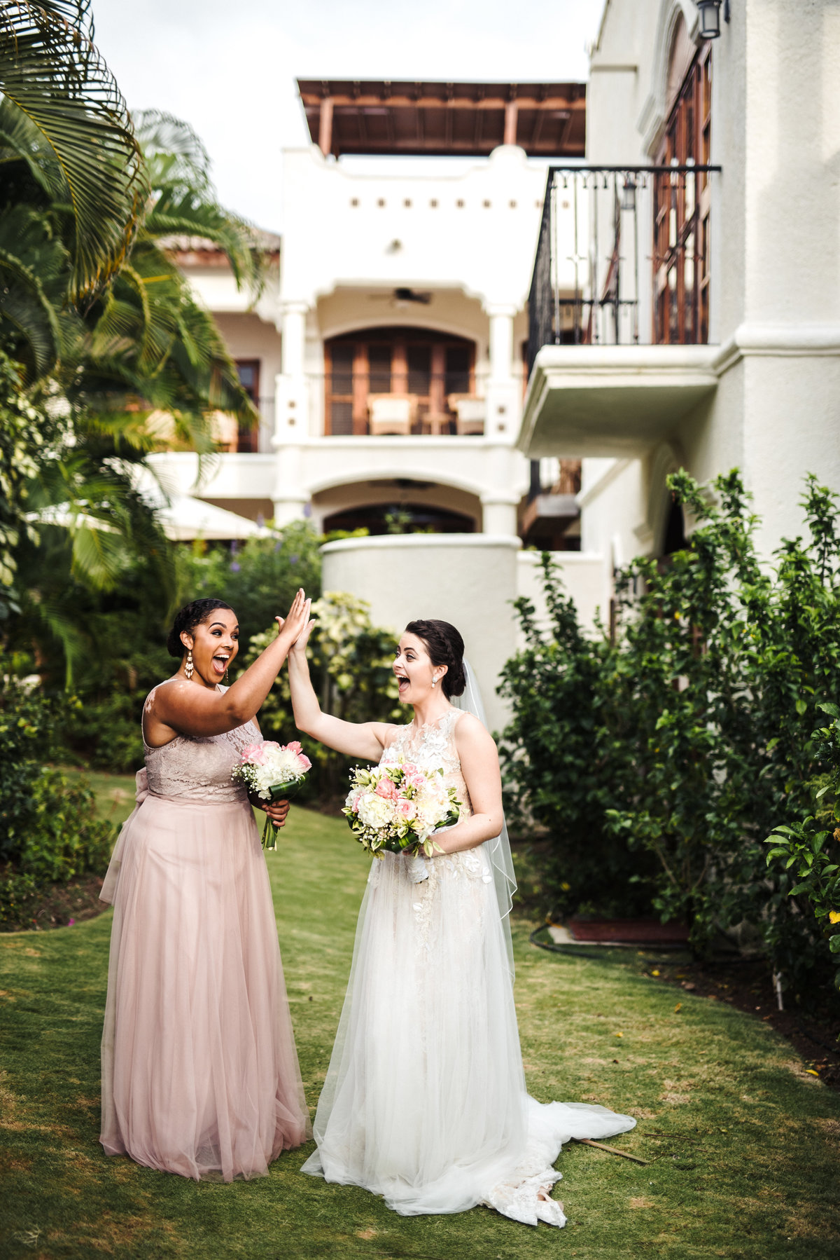 Cap Maison St Lucia Destination Wedding - 178