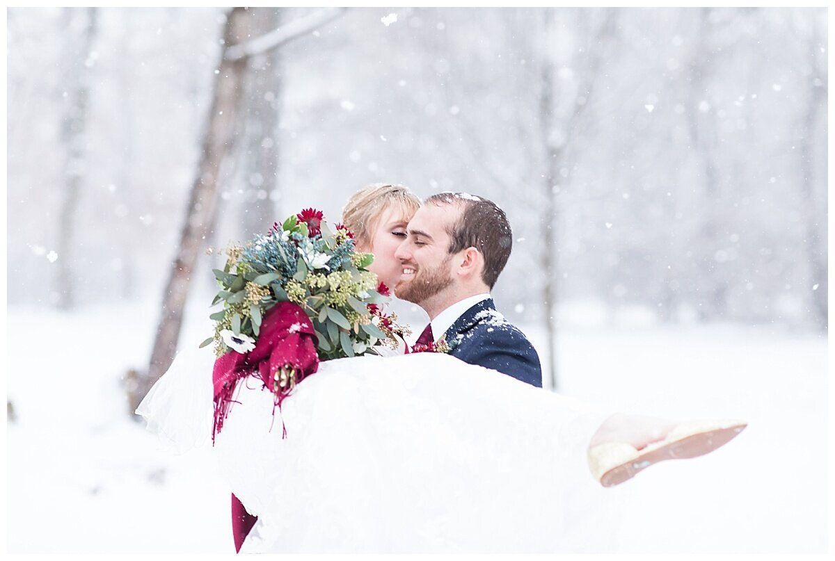Magical Winter Wedding photo by Simply Seeking Photography_1195