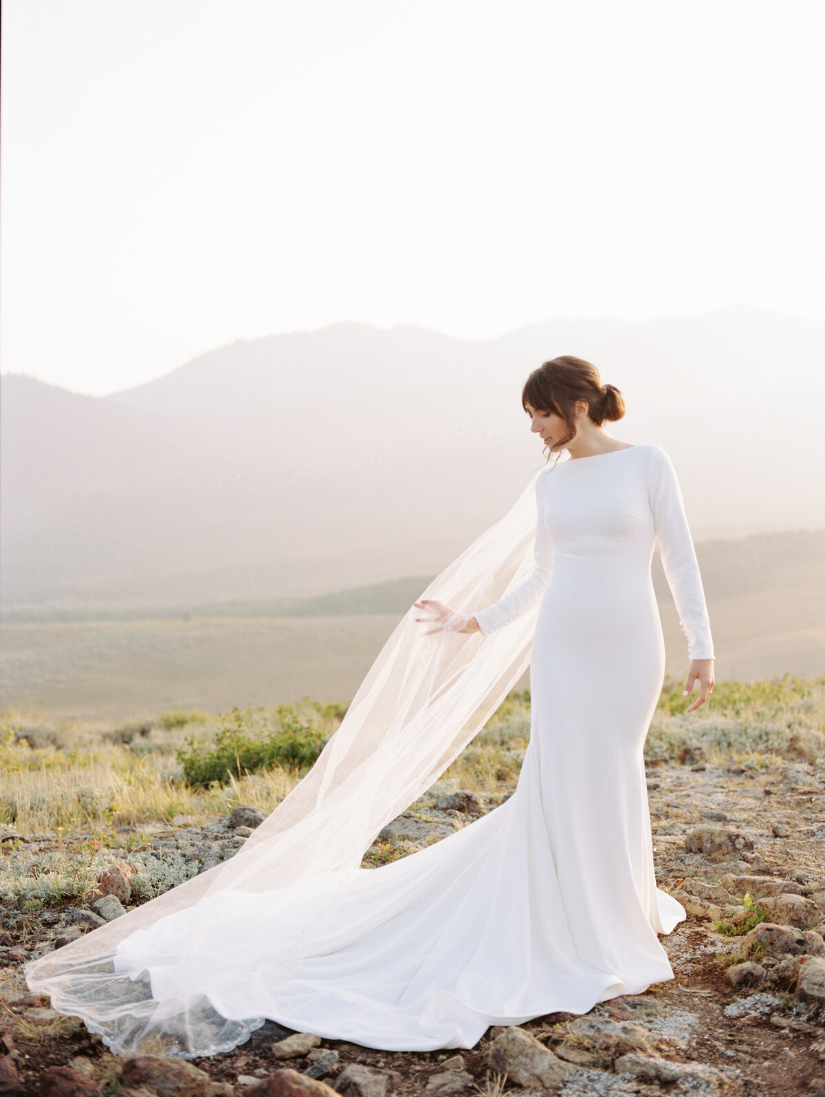 Kylie and Mitch Utah Bridal Session 52