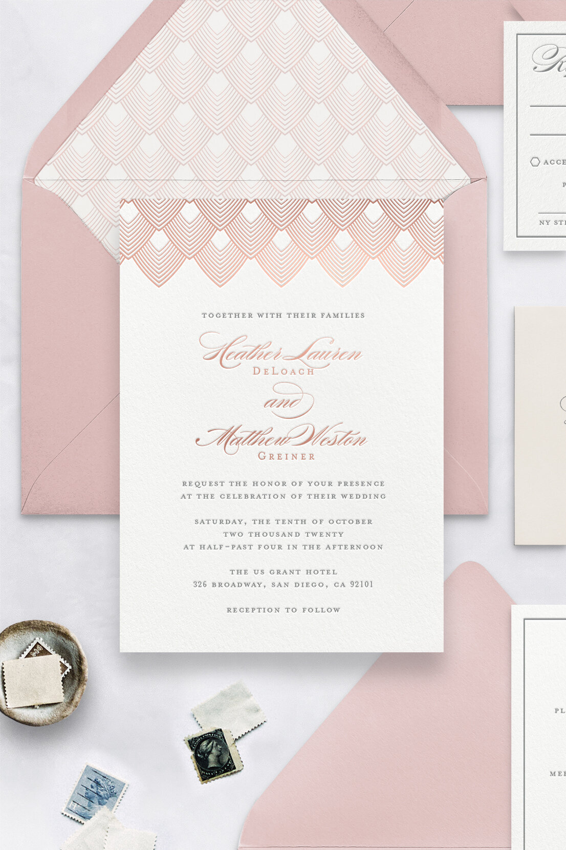 broadway_wedding_invitations_papermintpress_vertical_invite