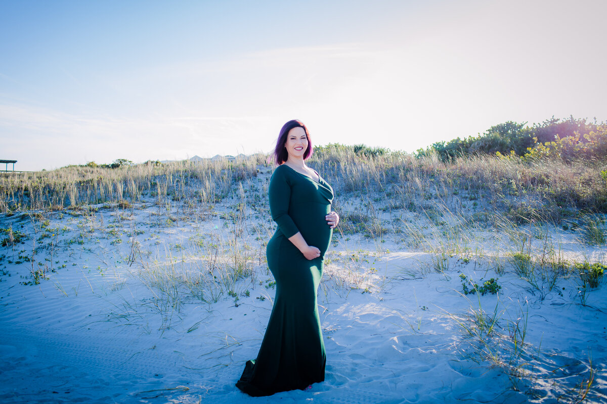 Murdock Maternity Session -1