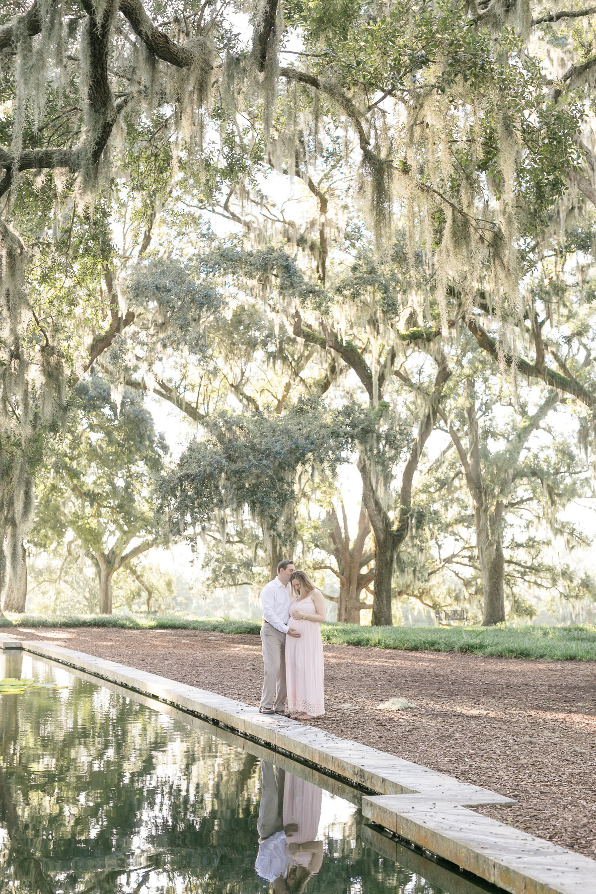 bok tower maternity photos